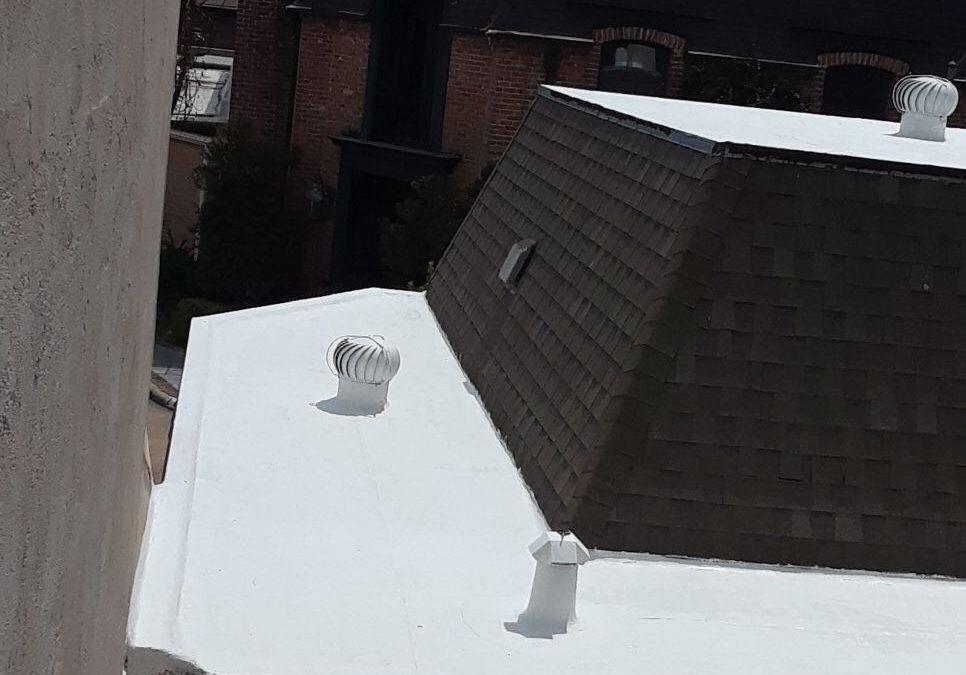 Karnak Coating Roof Restoration