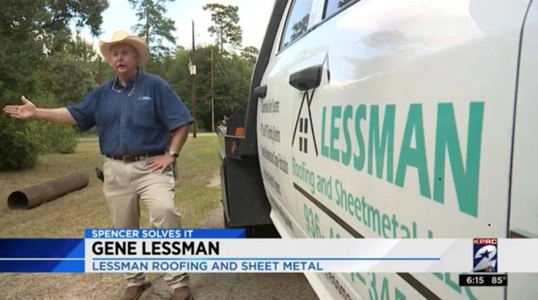 Lessman on Spencer Solves it Channel 2 News