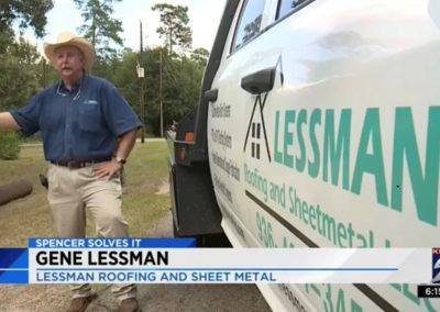 Lessman on Spencer Solves it Channel 2 News